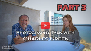 photography talk with charles green