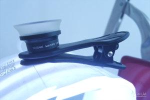 Apexel 12/24X Macro Lens for Smartphone