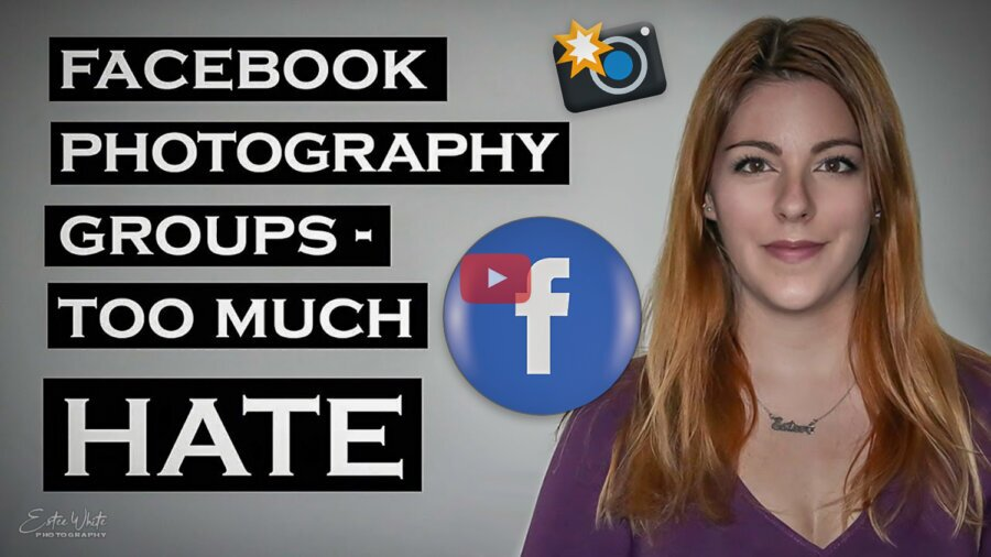 Why I Stay Away From Facebook Photography Groups