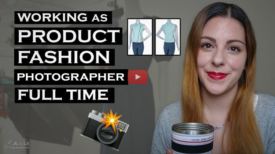 I Worked as FULL TIME Fashion / Product Photographer – Storytime