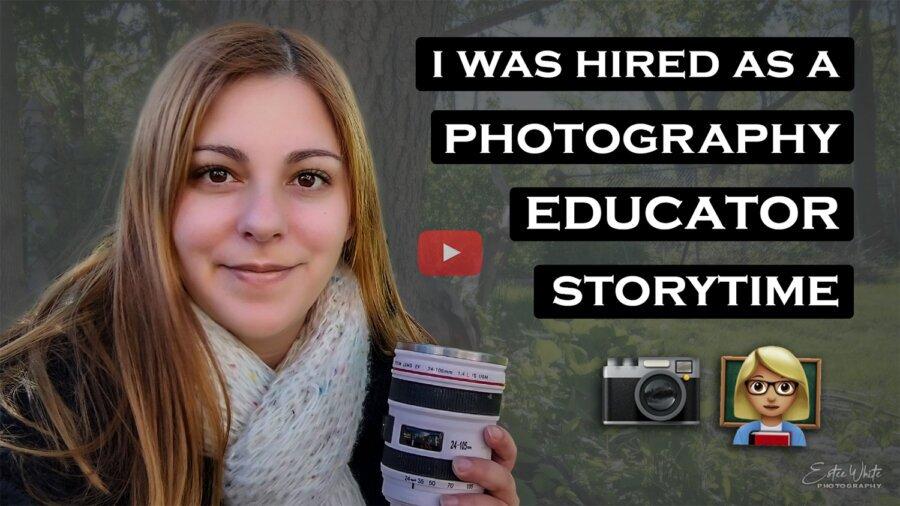 photography educator estee esther white
