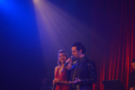 Tal Bergman Isaac Sutton Habima Theatre Tel Aviv stage performance